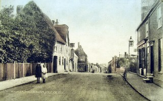 Haddenham High Street
