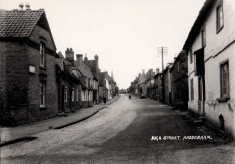 Haddenham in days gone by...