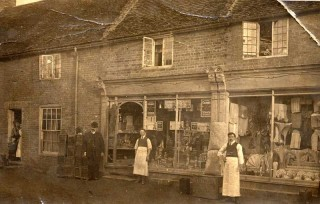 Village shop in Haddenham