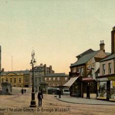 High Street Corner, Wisbech