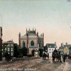 Old Market, Wisbech