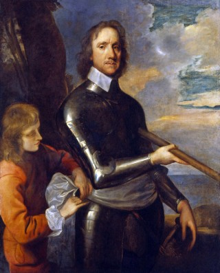 Portrait of Oliver Cromwell by Robert Walker | en.wikipedia.org