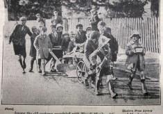 Swaffham Prior Plough Monday 1934